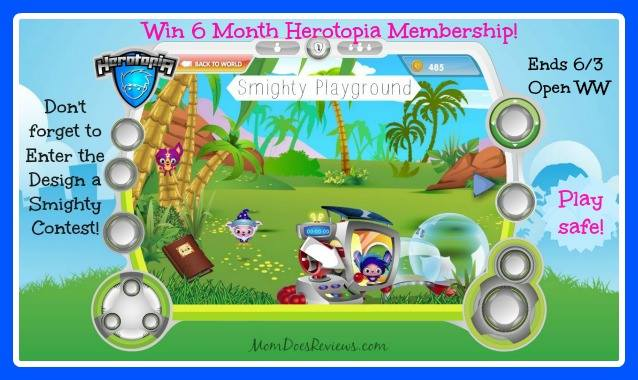 Enter to #win A 6 Month Hertopia Membership (ends 6/3) #giveaways