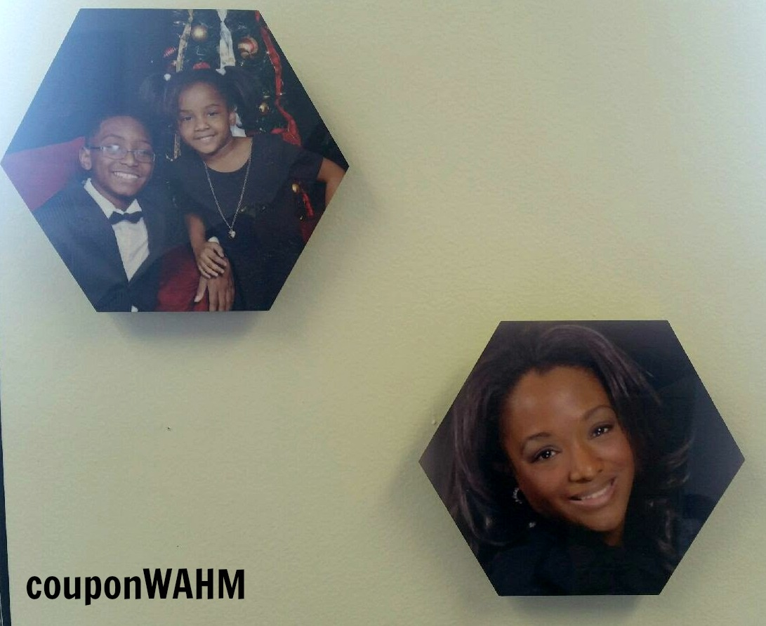 hexagon picture frames review