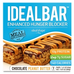 ideal shape meal replacement bars