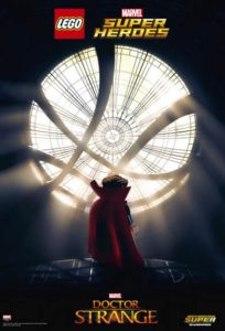 #DoctorStrange opens in theaters everywhere on November 4th!