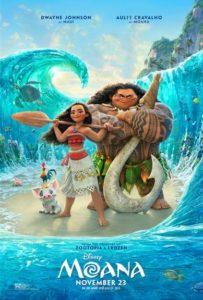 #Moana Sneak Peak