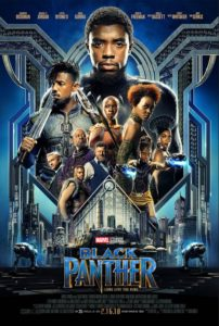 BLACK PANTHER arrives in theatres everywhere on February 16, 2018!