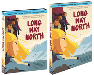LONG WAY NORTH AVAILABLE IN STORES EVERYWHERE AND DIGITAL HD ON JANUARY 17, 2017