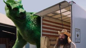 """Behind the Wings"" – On Set with Elliot #PetesDragon"
