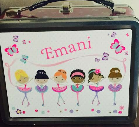 isee mee personalized lunch box