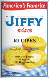 #Free Jiffy Recipe Book