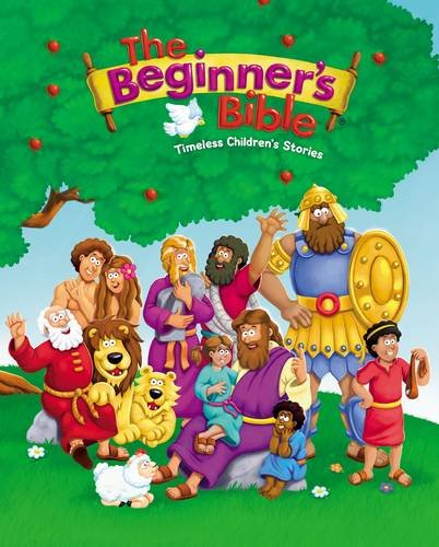 The #TheBeginnersBible Meets Children Where They Are  #FlyBy