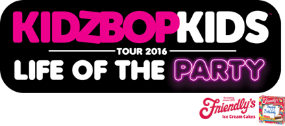 KIDZ BOP CELEBRATES ITS 15TH BIRTHDAY WITH THE LIFE OF THE PARTY TOUR