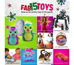 2017 Kmart Toy Book
