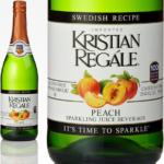 Make any occasion special with Kristian Regale Natural Sparkling Beverages