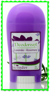 Feel Fresh All Day With Natural Deodorant's from Lavender Cosmetics