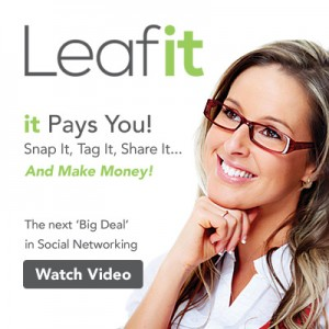 Earn Money Working From Home With Leafit