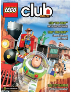 Free Lego Magazine Subscription