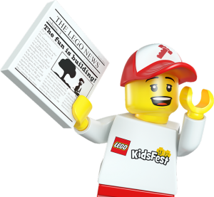 LEGO KidsFest Comes To Cleveland Ohio Nov 4–6 Don't Miss It