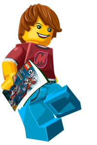 #Free: 2 Year Lego Jr Magazine Subscription
