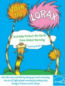"Free ""Lorax"" Activity Book!"