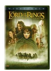 Amazon: Lords of Rings: Fellowship of the Ring DVD only $3.99!