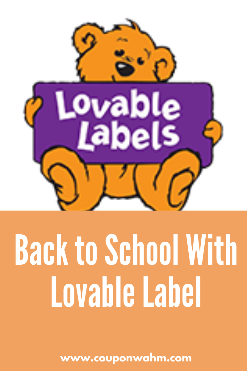 Review: Back to School With Lovable Labels
