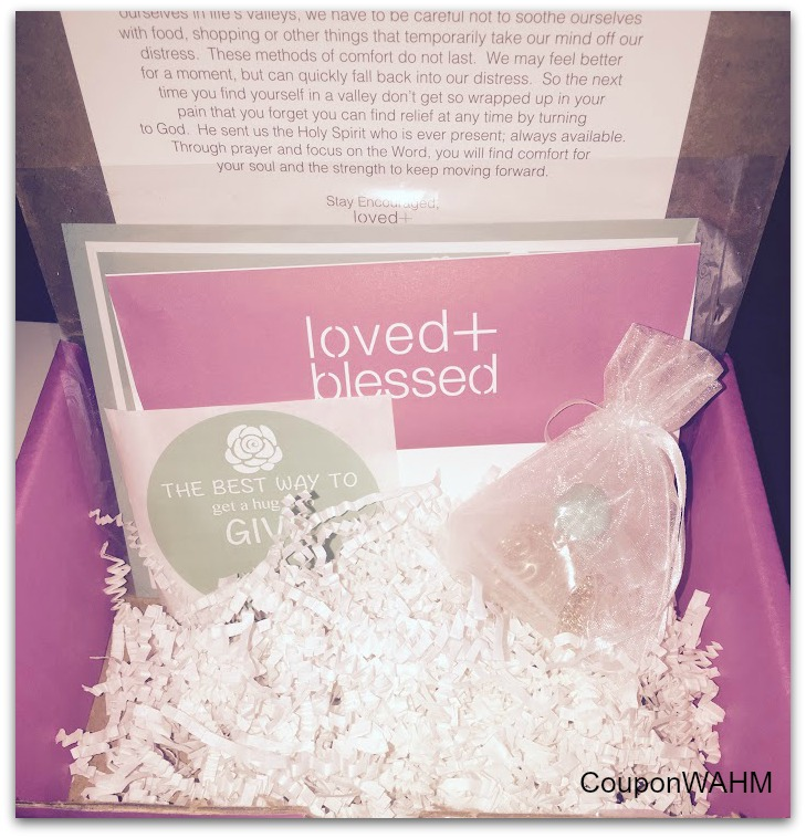 Loved + Blessed: Give The Gift Of Encouragement