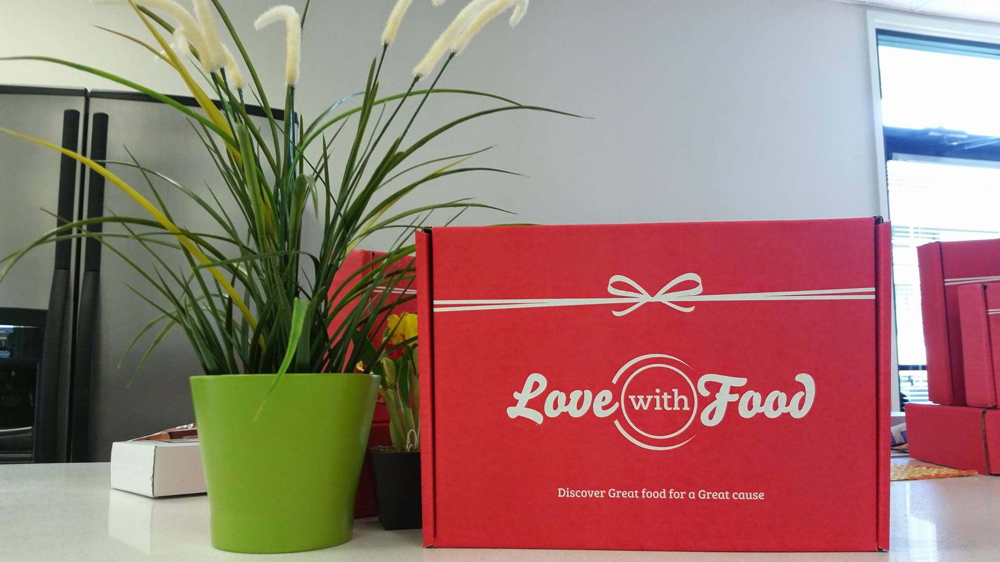 *Hot*50% off Love With Food Gluten-Free Box