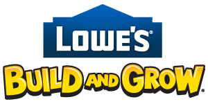 FREE:LOWES BUILD & GROW CLINIC 8-24 & 8-25