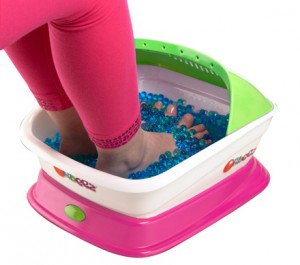 Pamper Little Feet With The Orbeez Luxury Spa