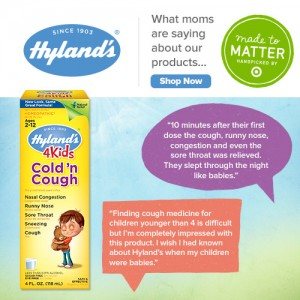 Hylands & Target Provide Natural Products That Matter