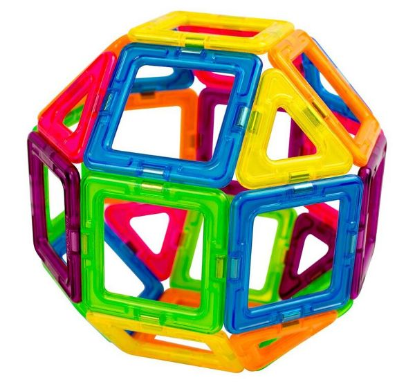 Magformers Provides Hours Of Learning Fun