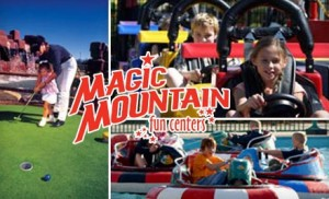 Family Summer fun at Magic Mountain East & Magic Mountain Polaris