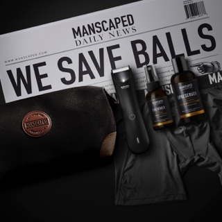 SAVE 20% at MANSCAPED Men's Below-The-Waist #mensgrooming Products #mensgifts  @usfg