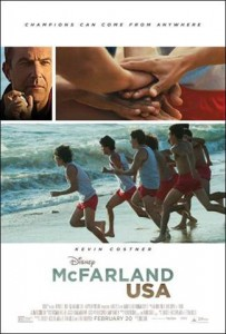 McFARLAND USA opens in theaters everywhere on February 20, 2015 #McFarlandUSA
