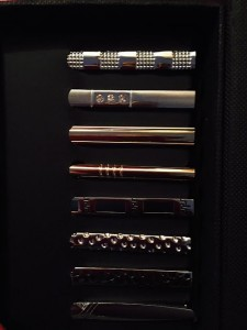 #mensbodega Tie Clips Turn Any Dress Shirt Into A Dapper Look