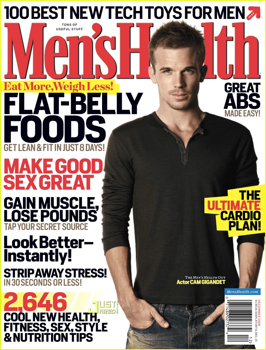 #free 1 Year Subscription to Men's Health Magazine
