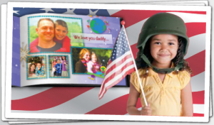 #Free:20-page Photo Book For Active Duty Military Men & Women