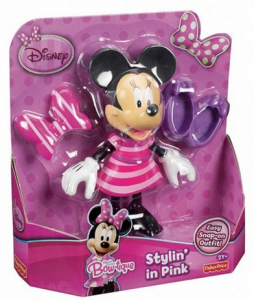 *HOT* Fisher-Price Disney's Stylin' Minnie Pretty in Pink Only $8.00 Shipped (Reg. $16!)