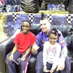 monster jam emani and tre final