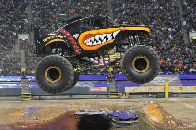 monster jam rotwiller