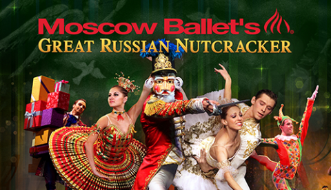 Moscow Ballet's Great Russian Nutcracker Is A Must See