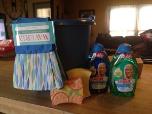 Enter to win A Mr. Clean Liquid Muscle Prize Pack (ends 5/5)