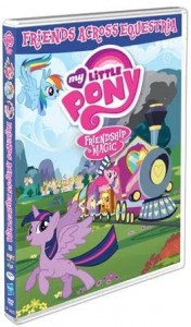 MY LITTLE PONY – FRIENDSHIP IS MAGIC: FRIENDS ACROSS EQUESTRIA COMING TO DVD MARCH 1