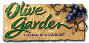 Free Entree at participating Olive Gardens