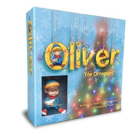 Celebrate The Tradition of Ornaments with Oliver the Ornament