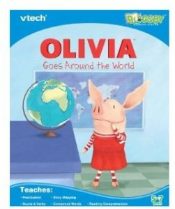 Amazon: Vtech Bugsy Books (Olivia and more!) only $4.99 (Reg. $14.99)