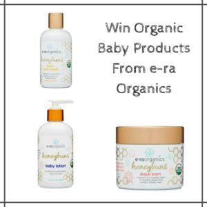Enter to win a Era Organic Giveaway @eraorganics #2016HGG