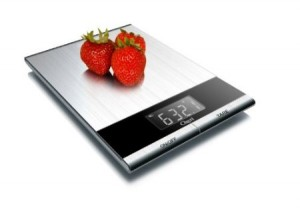Ozeri Ultra Thin Professional Digital Kitchen Food Scale Only $19.95 (Reg. $50)