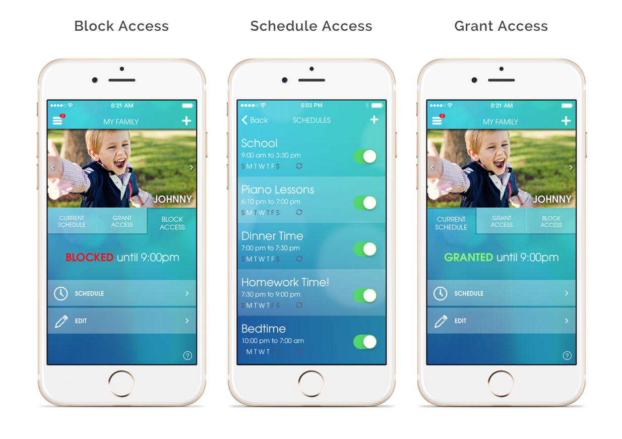 Protect Your Family with The OurPact App