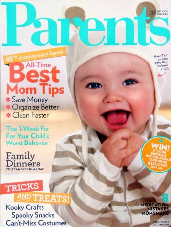 FREE 1 Year Parents Magazine Subscription