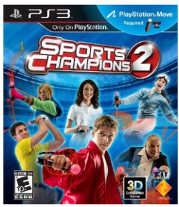Amazon: Sports Champions 2 for Playstation 3 Only $9.99 Shipped (Reg. $40!)