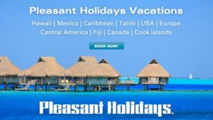 Save $100 on a Hawaii vacation with #PleasantHolidays!