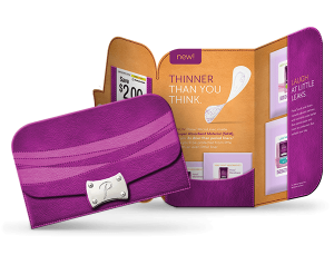 Free Poise Feminine Wellness Sample Kit!